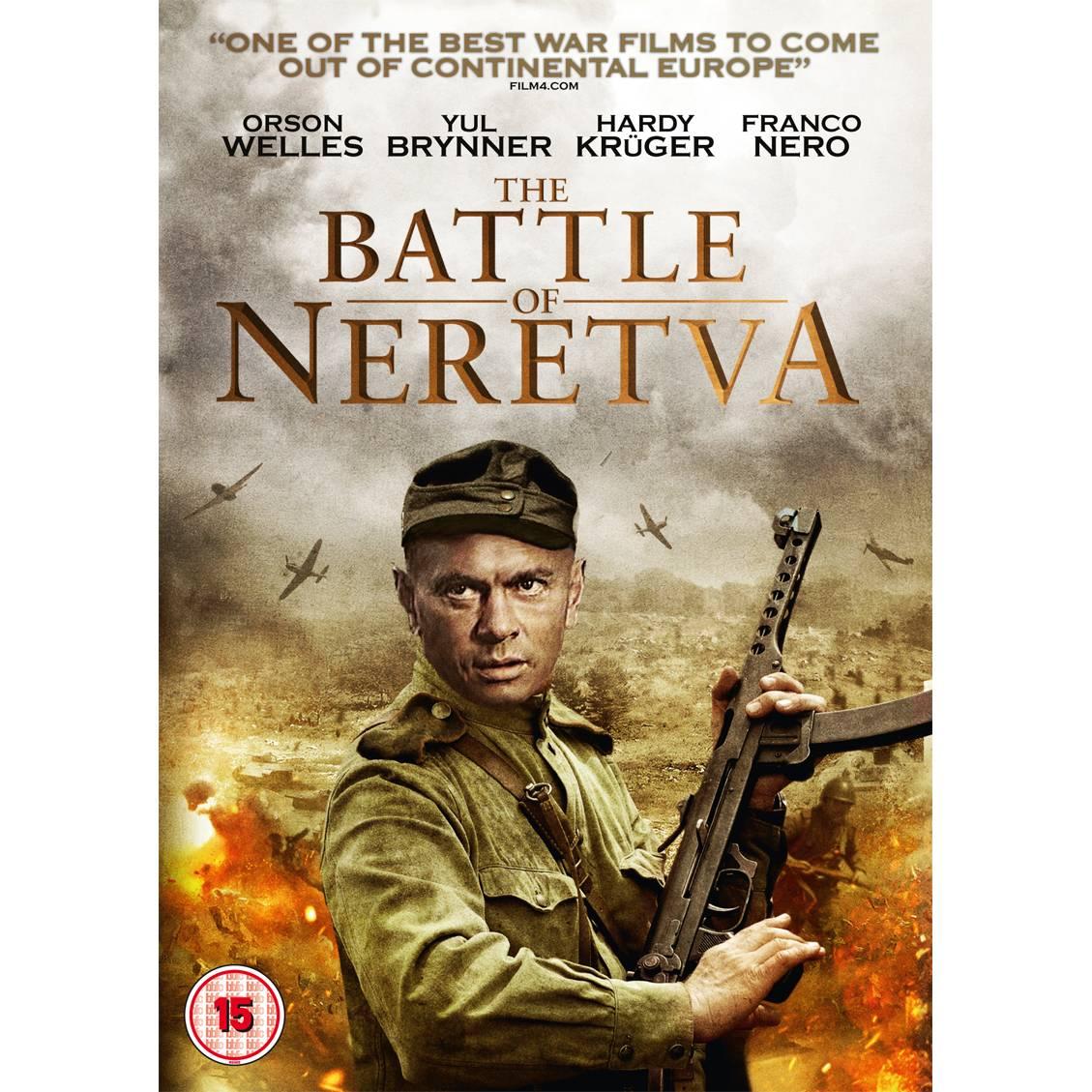 Battle of Neretva - Bernard Herrmann,London Philharmonic